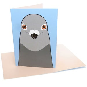 Image of Pigeon (greeting card)