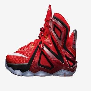 """Image of LeBron XII (12) Elite """"University Red"""""""