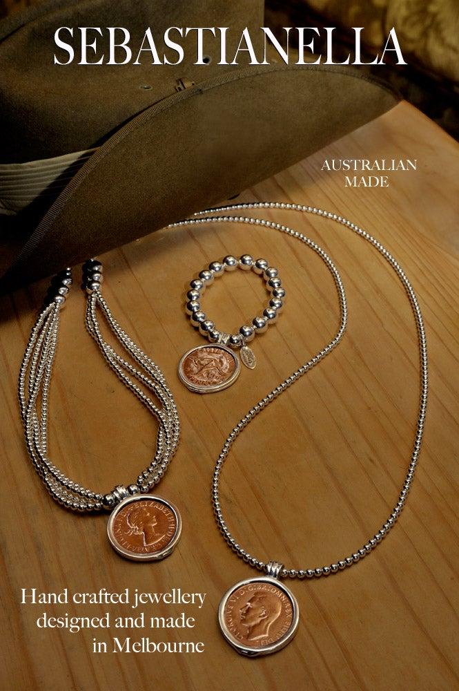 Image of B007 Sarago     4 strand bracelet