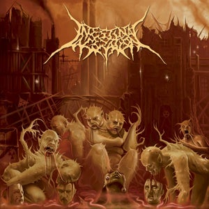 Image of INTESTINAL LACERATION Species Of Putrid Minds CD