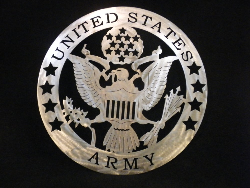 Image of US Army Military Crest