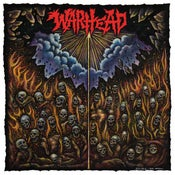 "Image of Warhead ""S/T"" LP"