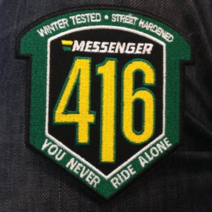 Image of 416 Messenger Patch