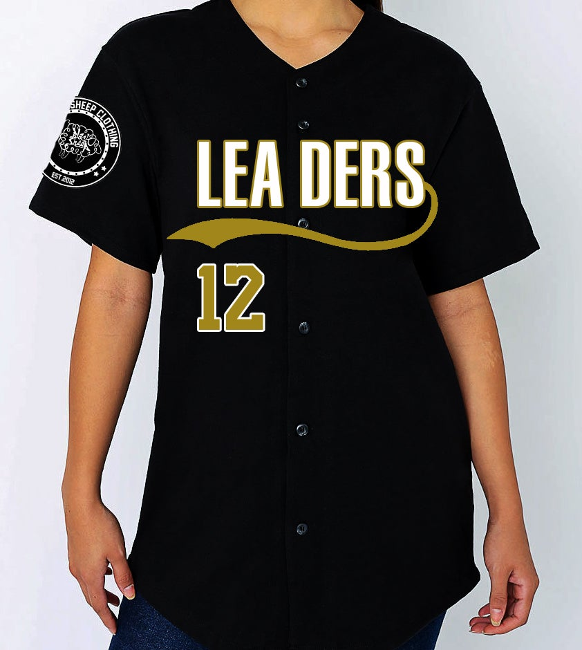 Image of LEADERS BASEBALL JERSEY