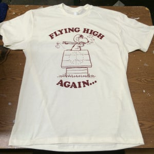 Image of Flying High Again - tshirt