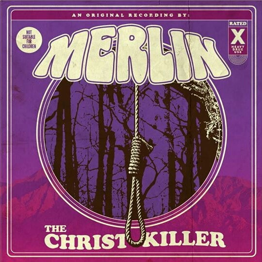 Image of Merlin - Christ Killer