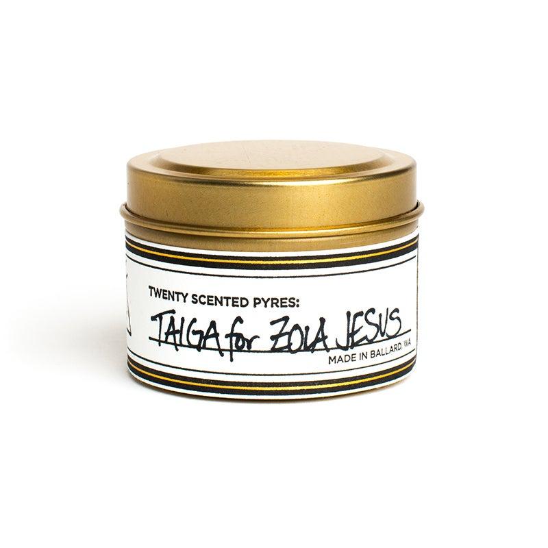 Image of ZOLA JESUS x BLACKBIRD TAIGA Incense
