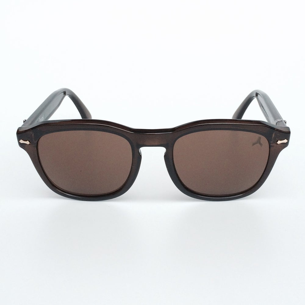 Image of Bristol -Whiskey/ Amber Cision Mantis sunglasses
