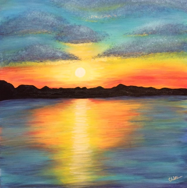 "Image of ""Sunset Bliss"""