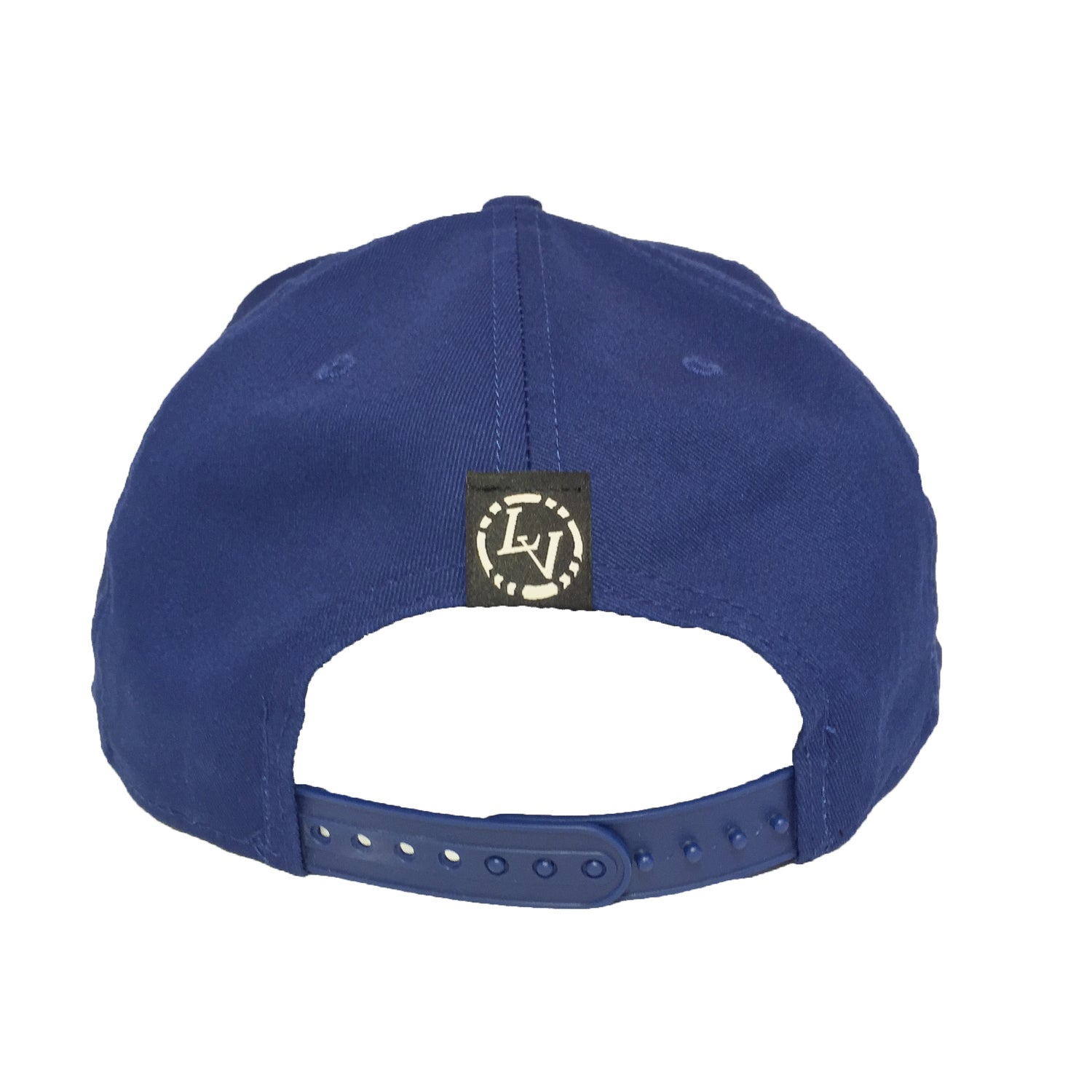 Image of 1st Rounders New Era 9Fifty - ROYAL/ORG