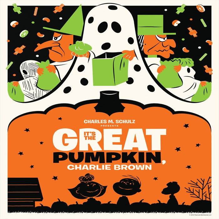 Image of It's the Great Pumpkin, Charlie Brown: Standard