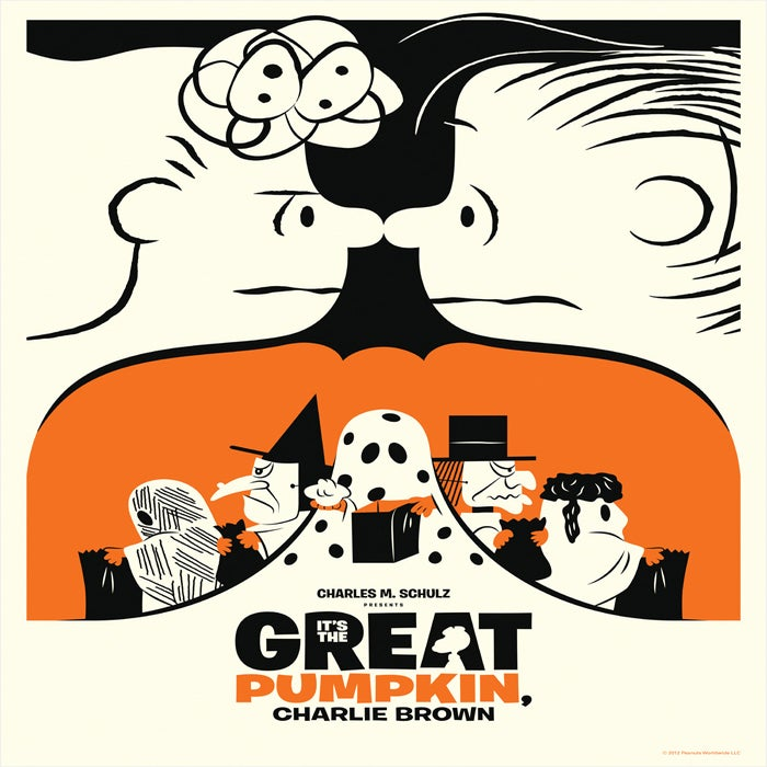 Image of It's the Great Pumpkin, Charlie Brown: Variant