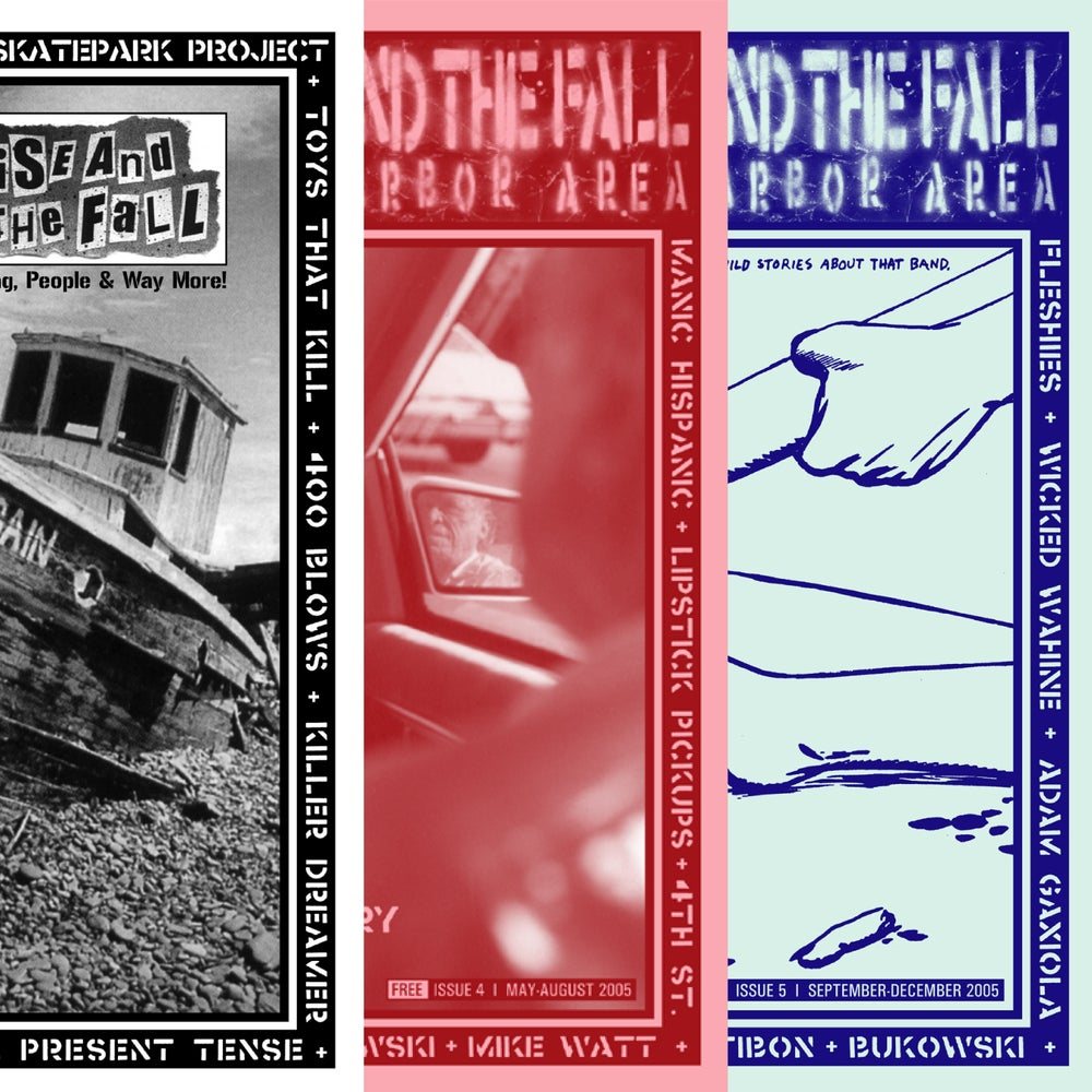 Image of ISSUES 1, 4 & 5 BUNDLE