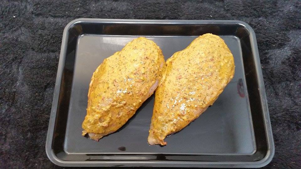 Image of Flavoured / Marinated Chicken Breasts - different seasonings available in the drop down menu