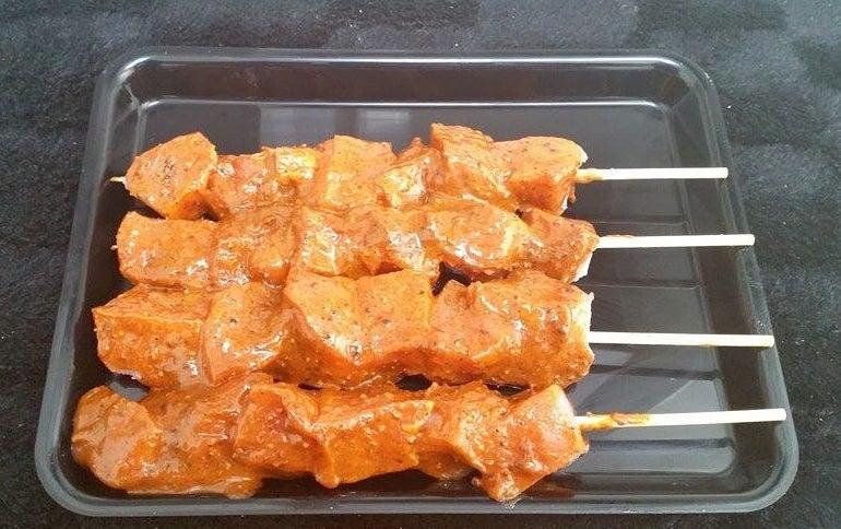 Image of Barrons Pork Kebabs