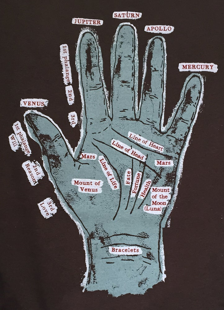 Image of Gypsy Palm Reading T - Hand of Fate