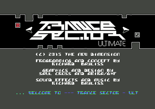 Image of Trance Sector Ultimate (Commodore 64)