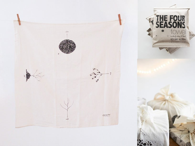 Image of Seasons Towel