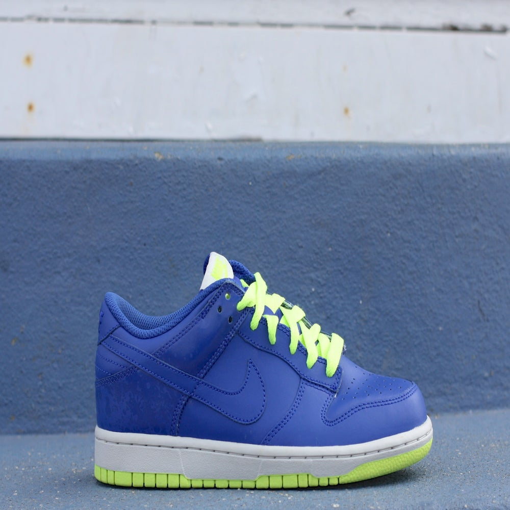 "Image of NIKE DUNK LOW CL ""SPRITE"""