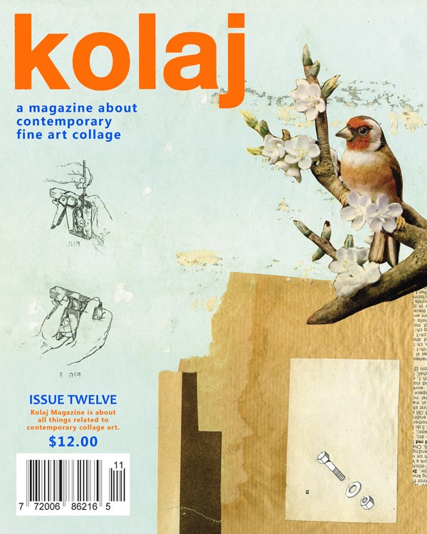 Image of Kolaj - Issue Twelve