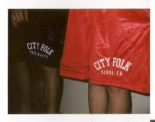 Image of City Gym Shorts