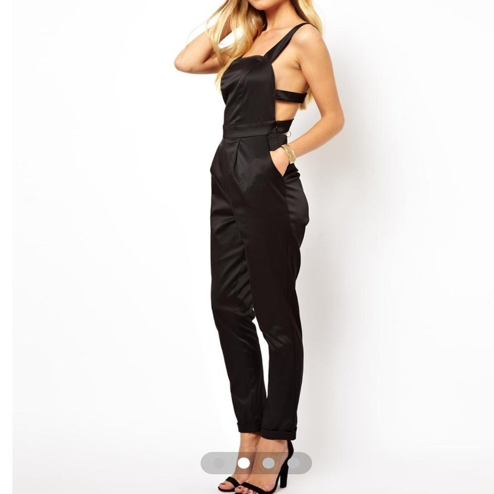 Image of All strapped up Jumpsuit