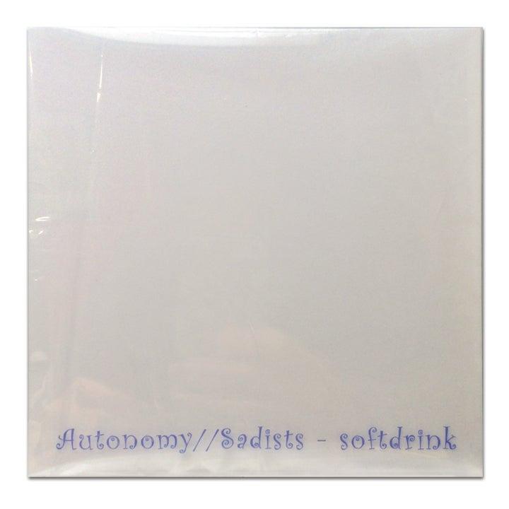 Image of Autonomy//Sadists CD