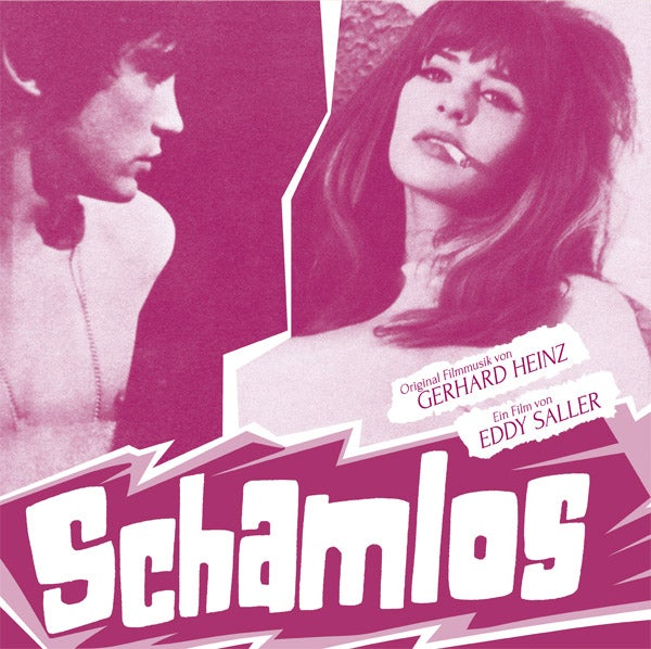 Image of Gerhard Heinz - Schamlos (Black Vinyl)