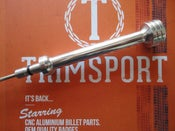 Image of Trimsport VW Golf Scirocco Mk1 Polished Dipstick