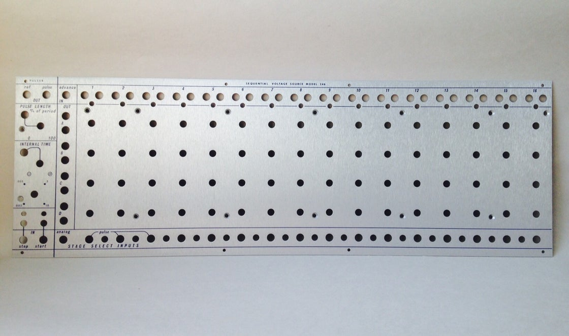 Image of 246 front panel (for DIY kit)