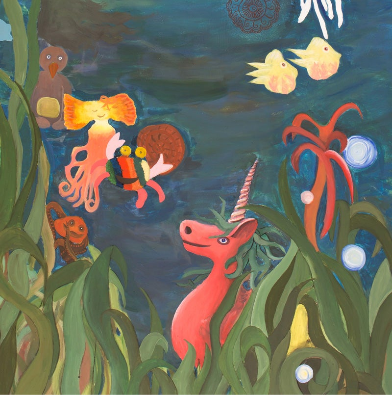 Image of Under the sea (giftcard)