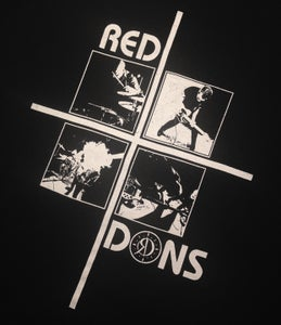 Image of T-Shirt: Cross (Red Dons)