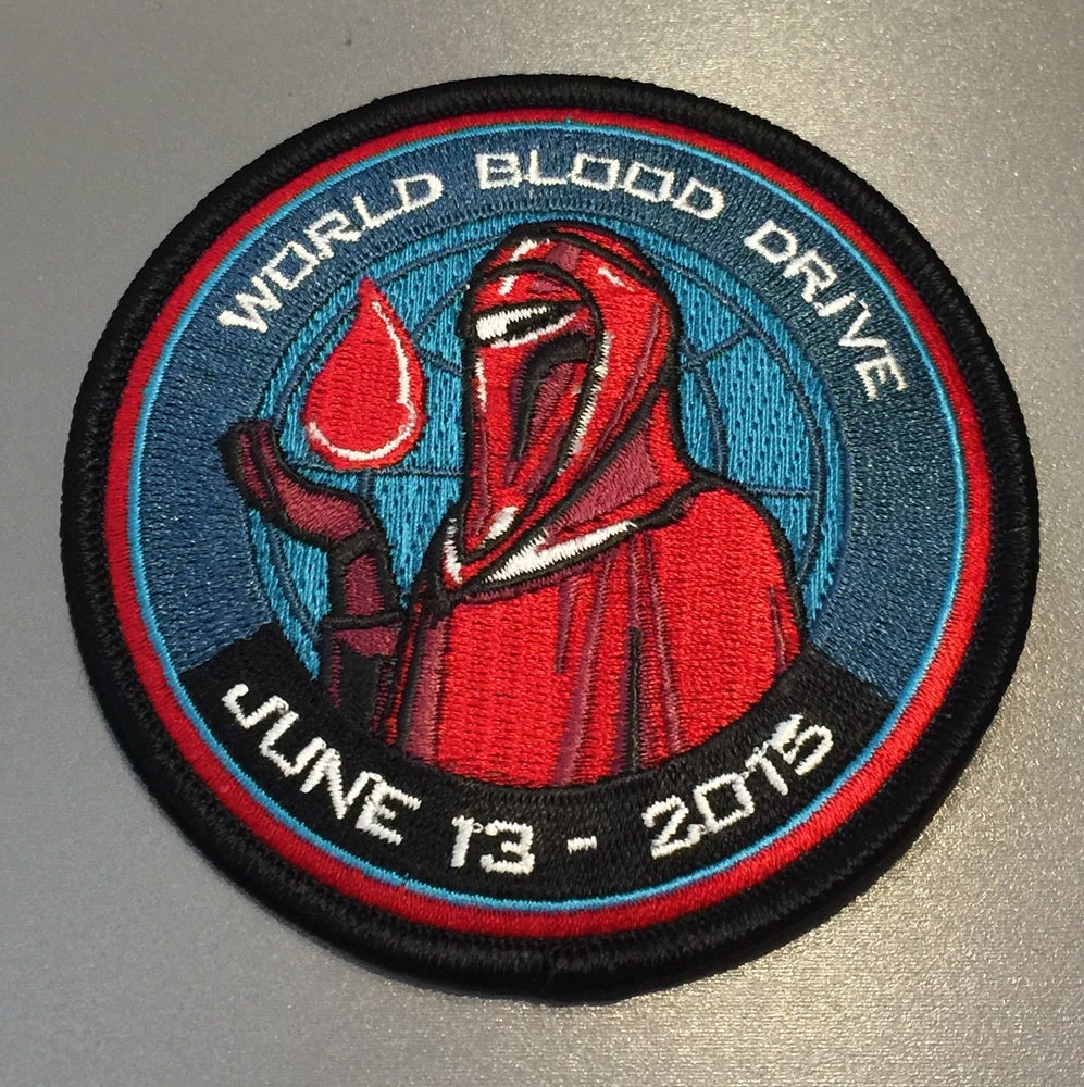 Image of World Blood Drive Day 2015 SOLD OUT