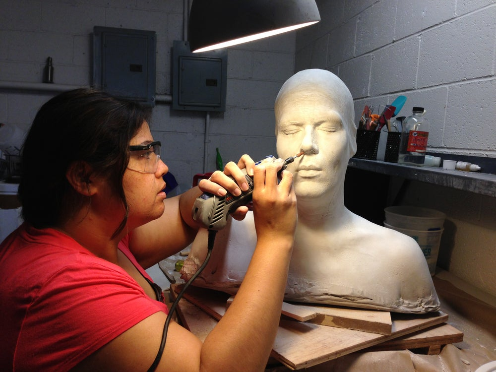 Image of LIFECASTING WORKSHOP