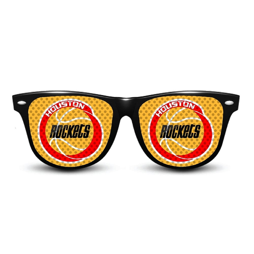 Image of My Custom Specks Houston Rockets Specks (Retro)