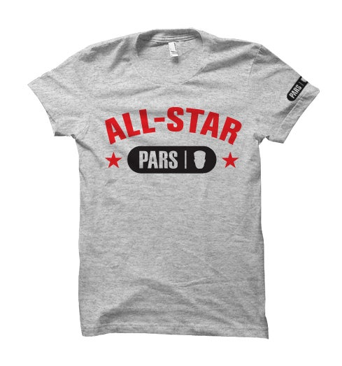 Image of ALL STAR PARS TEE