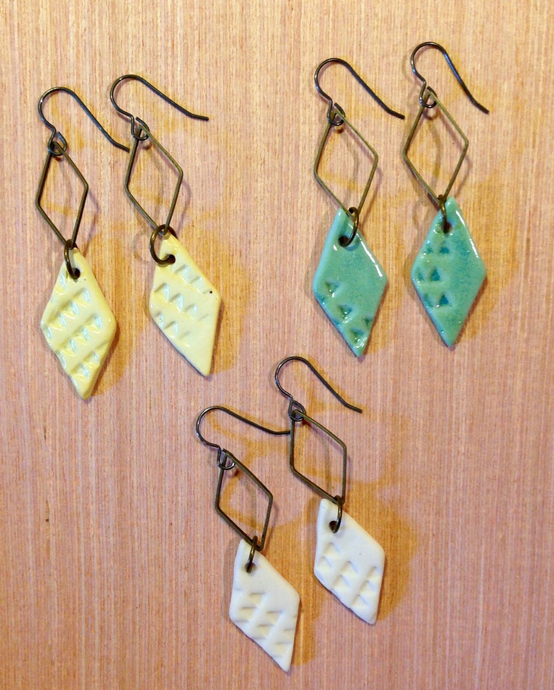 Image of D/D earrings