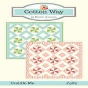 Image of Cuddle Me Paper Pattern #982
