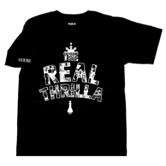 The Real Thrilla-Black