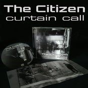 "Image of THE CITIZEN ""Curtain Call"" CD"