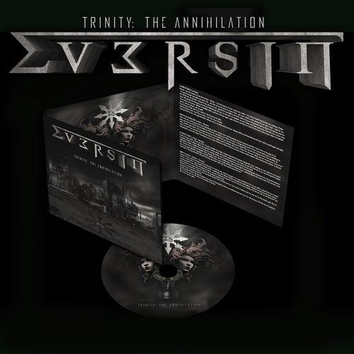 "Image of EVERSIN ""Trinity: The Annihilation"" digiCD"