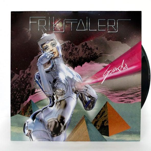 """Image of Frikstailers - Guacha - 12"""" Vinyl EP"""