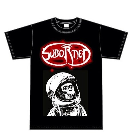 Image of Space Monkey - T-Shirt