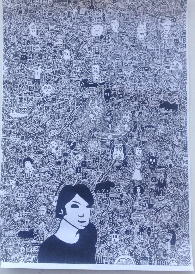 Image of Freaks and Fantasies Print