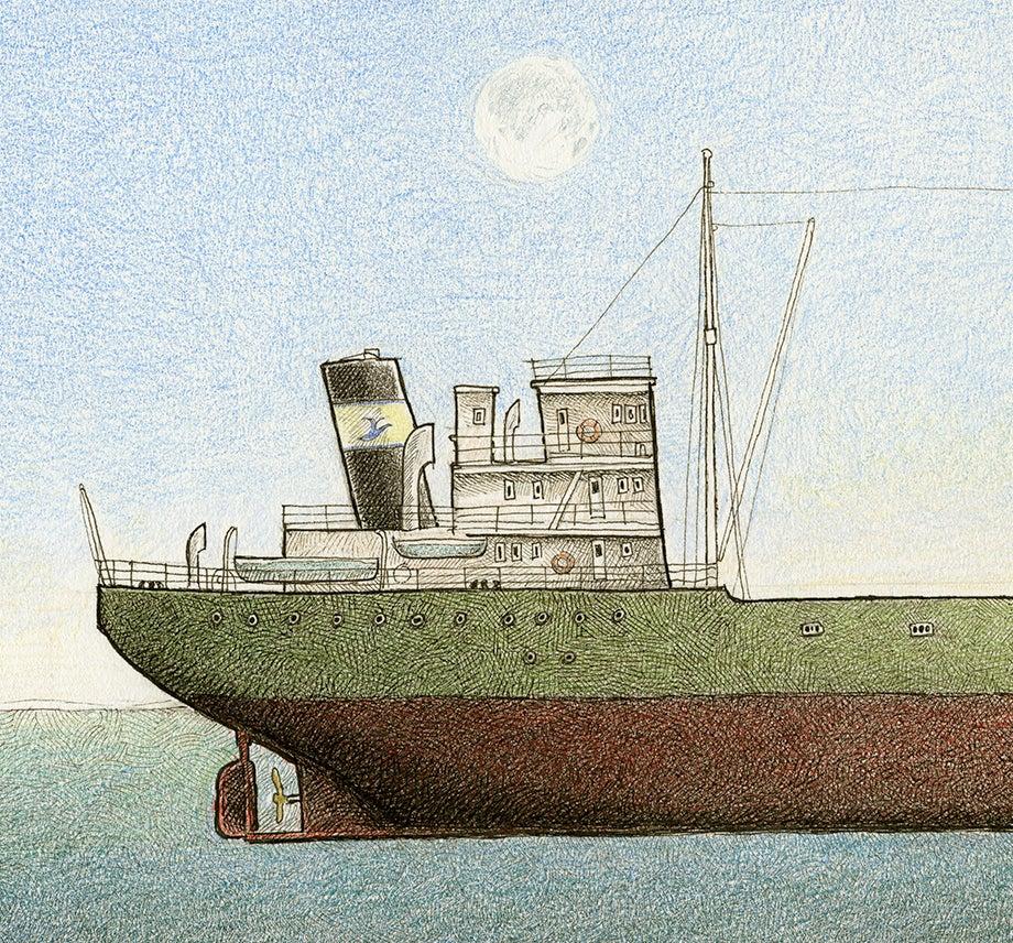 Image of Tramper No. 1