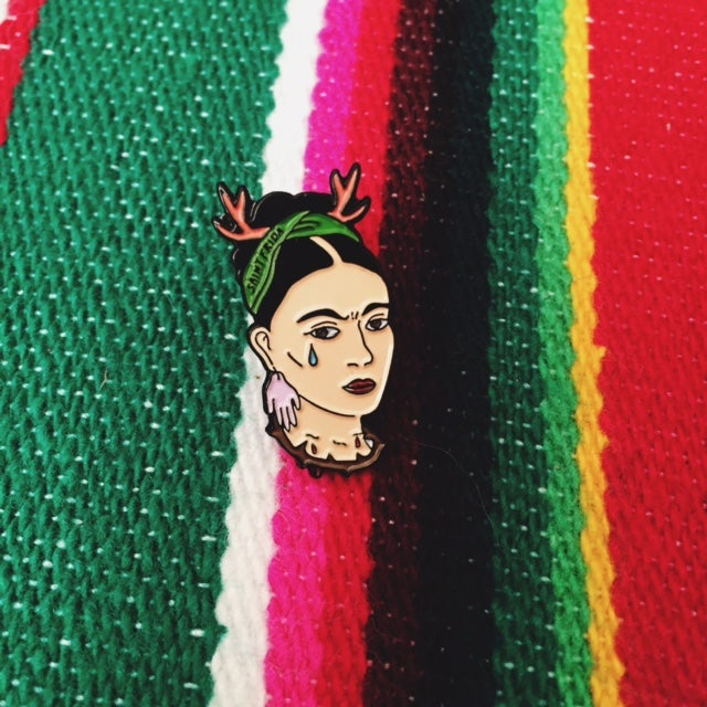 Image of Dos Fridas | Saint Frida #2