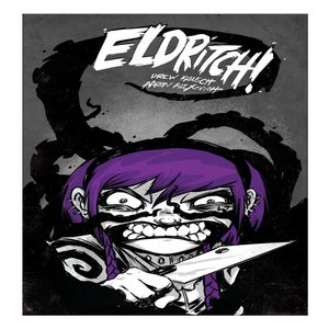 Image of ELDRITCH! signed paperback