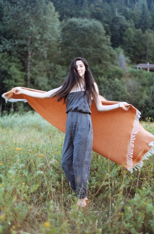 Image of Sarah Strapless Jumper