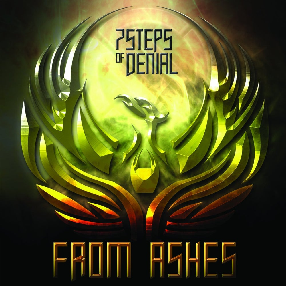 Image of Seven Steps Of Denial - From Ashes