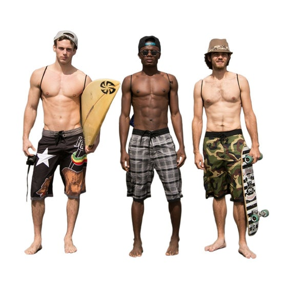 """Image of Homie Gear 13"""" Big and Tall Boardshort"""
